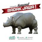 Infografis: Mengenal Badak Jawa
