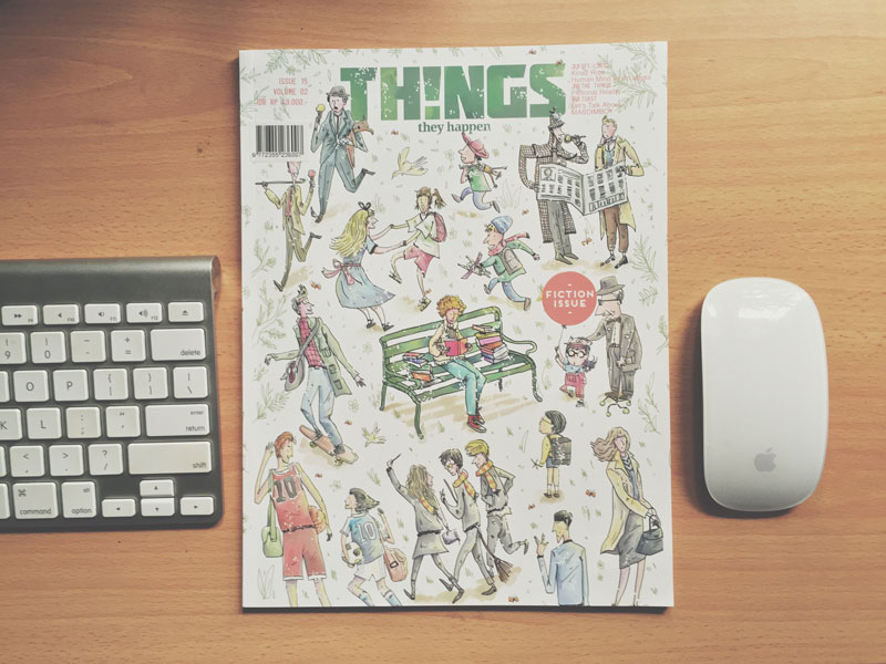 THINGS Magazine Issue 15