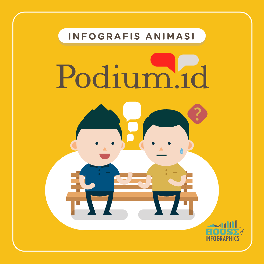 Infografis Animasi Podium Id House Of Infographics