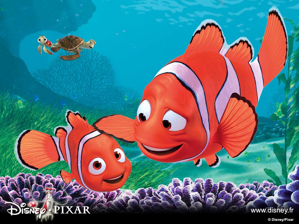 Finding Nemo ©Disney/Pixar