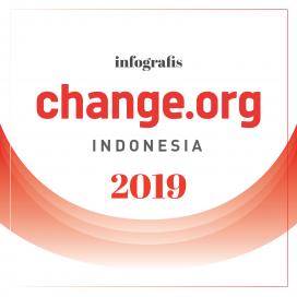 Infografis Change Org 2019